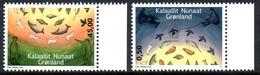 Danmark Gronland 0652/53 Chasse Et Pêche De La Faune Arctique - Ohne Zuordnung