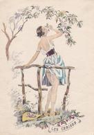 Lot De 6 Cartes ,,, JEUNES FILLES SEINS ET CUISSES NUES, Illustrateur MAUDY (lot 451) - Other Illustrators