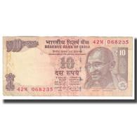 Billet, Inde, 10 Rupees, KM:95g, TTB - Inde