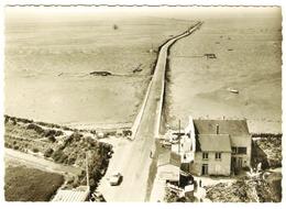 PASSAGE DU GOIS -VENDEE- COTE CONTINENT -LE RELAIS DU GOIS -BELLE CARTE PHOTO LAPIE - Noirmoutier