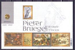 Belgie - 2019 - ** Pieter Bruegel **  Niet Genormaliseerd - Belgien