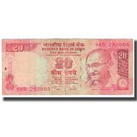 Billet, Inde, 20 Rupees, KM:96b, TB - Inde