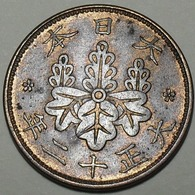 1927/38 - Japon - Japan - Yr 2/13 - SEN - Showa - Y 47 - Japon