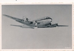 CP - Avion - Vliegtuig - Sabena - Voyages En Avion - 1946-....: Era Moderna