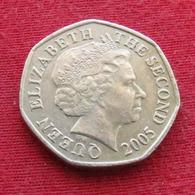 Jersey 20 Pence 2005 KM# 107 - Jersey