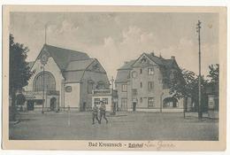 BAD KREUZNACH - BAHNHOF - Bad Kreuznach