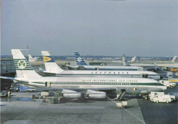 AER Lingus Irish International Boeing B720-048 EI-ALA Avion At JFK Aviation Airplane Irlanda KLM Lufthansa - 1946-....: Era Moderna