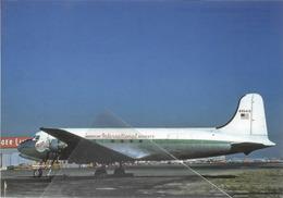 AIA - American International Airways Douglas DC-4 N95410 Avion At SFO Aviation Airplane - 1946-....: Era Moderna