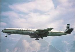 Mexicana - Golden Aztec Comet 4C XA-NAR Avion Aviation Airplane - 1946-....: Era Moderna