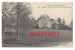 CPA - NANTES - Château Du Douet-Garnier, Pris à L'Ouest 44 Loire Inf. - N° 787 - Coll. F. Chapeau - Nantes
