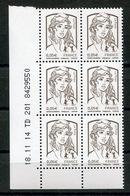 RC 13272 FRANCE N° 4764 MARIANNE DE CIAPPA COIN DATÉ NEUF ** - Frankreich