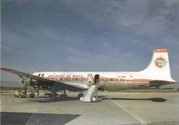 Aeronaves De Mexico Douglas DC-6 XA-NOU Avion At TUS Aviation Airplane - 1946-....: Era Moderna