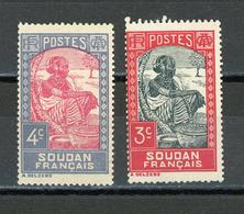 SOUDAN (RF) - DIVERS - N° Yvert 62+110 Obli. - Soudan (1894-1902)