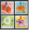 1993 Macau/Macao Stamps - Flowers And Gardens Architecture - Nature