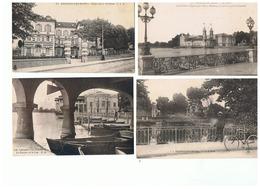 1935-724  8cp  Enghien Dep 95  La Vente Sera Retirée  Le 15-09 - Enghien Les Bains