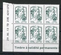 RC 13290 FRANCE N° 4777 MARIANNE DE CIAPPA COIN DATÉ NEUF ** - France