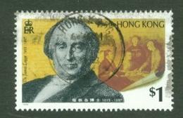 Hong Kong: 1994   Dr James Legge  SG787   $1    Used - Hong Kong (...-1997)