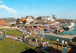 1 AK Germany / Schleswig-Holstein * Nordseeheilbad Büsum - Hauptaufgang Zum Strand * - Buesum