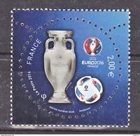France 5050 A 2016  Timbre Du Bloc EURO2016 En 3 D Neuf TB ** MNH Sin Charnela - Francia