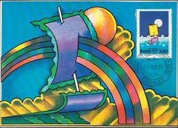 Brazil Maximum Card - Philately & Coins
