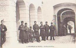 Gironde        1051        Citadelle De Blaye.Le Poste De Police - Blaye