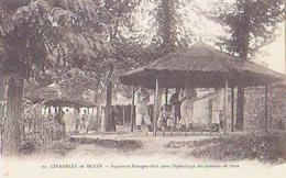 Gironde        1053        Citadelle De Blaye.Square Et Kiosque Abri Pour L'épluchage Des Pommes De Terres - Blaye