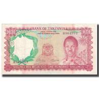Billet, Tanzania, 100 Shillings, KM:4a, TTB - Tanzanie
