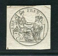 FRANCE  ( FISCAUX )  BEAU  TIMBRE  ROYAL  A  SAISIR . - Fiscaux