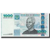 Billet, Tanzania, 1000 Shilingi, KM:36a, NEUF - Tanzania