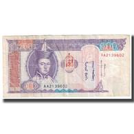 Billet, Mongolie, 100 Tugrik, KM:57, TB - Mongolie