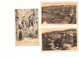 1935-617 Alger Pochette Compléte 12 Vues+ 13 Cp  La Vente Sera Retirée Le 15-09 - Alger
