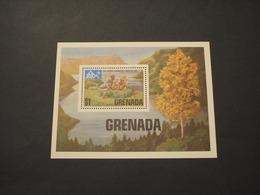 GRENADA - BF 1975 BOY SCOUT - NUOVO(++) - Grenada (1974-...)