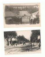 1935-615 9cp Blida 2 -bougie 2-sétif-oran 4   La Vente Sera Retirée Le 15-09 - Other Cities