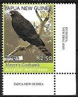 PAPUA NEW GUINEA - MNH - 2018 - Meyer's Goshawk    Accipiter Meyerianus - Arends & Roofvogels