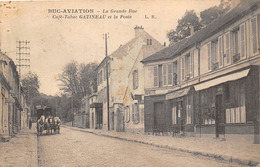 78-BUC- LA GRANDE RUE CAFE-TABAC GATINEAU ET LA POSTE - Buc