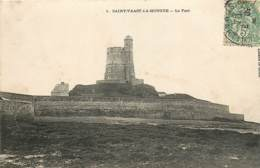 50 , ST VAAST LA HOUGUE , Ile Tatihou , Le Fort , * 414 74 - Saint Vaast La Hougue