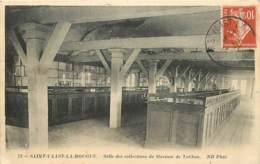 50 , ST VAAST LA HOUGUE , Ile Tatihou , Salle Des Collections Du Museum , * 414 84 - Saint Vaast La Hougue