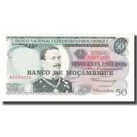 Billet, Mozambique, 50 Escudos, 1970, 1970-10-27, KM:111, NEUF - Mozambique