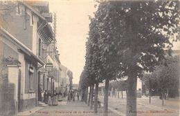 78-CROISSY- BOULEVARD DE LA MAIRIE ET LA POSTE - Croissy-sur-Seine