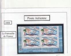 France Coin Daté - N° 71 A ** Poste Aérienne - PATROUILLE DE FRANCE - Hoekdatums