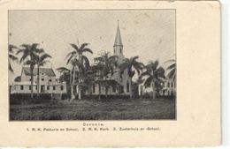 """Coronie  """"pionnière"""" - Suriname"""
