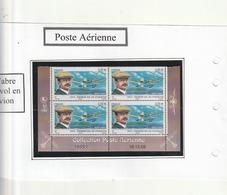 POSTE AERIENNE N° 73a - Bloc De 4 COIN DATE - HYDRAVION - HENRI FABRE - Angoli Datati