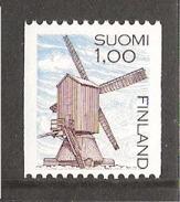 Finland 1983 Buildings, Windmill, Harrström  Mi 919 C  MNH(**) - Nuevos