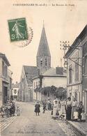 78-FEUCHEROLLES- LE BUREAU DE POSTE - France