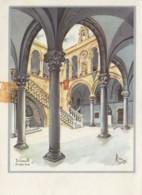 Dubrovnik - Knezev Dvor Artist Vladimir Kirin - Croatia