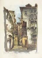 Trogir - Kuca Bana Berislavica Artist Vladimir Kirin 1965 - Croatia
