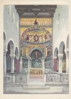 Porec Parenzo Istria - Bazilika Artist Vladimir Kirin - Croatia