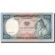 Billet, Mozambique, 1000 Escudos, 1972, 1972-05-16, KM:112a, NEUF - Mozambique