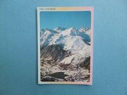 VAL LOURON  -  65  -  La Station De Ski  -  Hautes Pyrénées - Frankreich