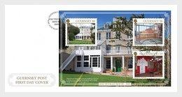 Guernsey - Postfris / MNH - FDC Sheet SEPAC 2019 - Guernsey